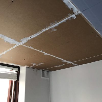 Independent Ceiling 4 with dB15 Soundboard